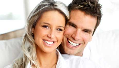 Dentisty-Couple-Teeth-Whitening Teeth Whitening
